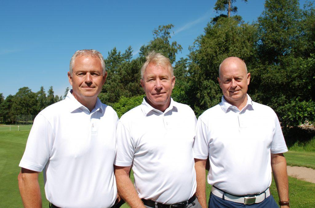 golftränarna
